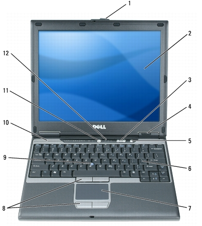 dell latitude d410 user manual how to and user guide instructions u2022 rh taxibermuda co Dell Latitude D820 Dell Latitude D820